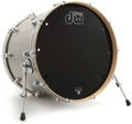 DW Performance Series 18x22 Kick Drum (Titanium sparkle)