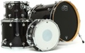 DW Performance Series 4-piece Shell Pack (Ebony Stain)