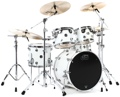 DW Performance Series 5-piece Shell Pack (Ice White)