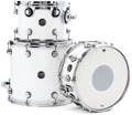 DW Performance Series Tom/Snare Pack (Ice White 3-piece)