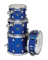 DW Performance Series Tom/Snare Pack (Sapphire Blue 4-piece)