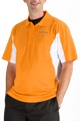 Sweetwater Side Blocked Sport Polo (Large)