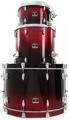 Gretsch Drums Renown Maple 3pc Shell Pack (Ruby Sparkle Fade)