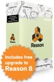 Propellerhead Reason 7 for Schools & Institutions Upgrade (from Previous 10-license Versio)