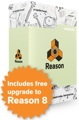 Propellerhead Reason 7 Upgrade (from Reason/Balance/Record)