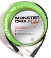 Monster Standard 100 Instrument Cable (12')