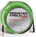 Monster Standard 100 Instrument Cable (21')