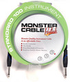 Monster Standard 100 Instrument Cable (6')