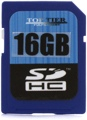 Lifetime Memory SDHC Card (16 GB)