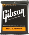 Gibson Accessories 700ML Brite Wires Electric Strings (.011-.050 - Medium Light)