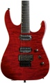 Jackson SL2Q Pro Series Soloist (Transparent Red)