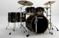 Tama Superstar Custom Hyper-Drive 6-pc Shell-Pack (Dark Mocha Fade)