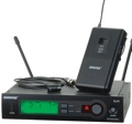 Shure SLX14/84 Lavalier Wireless System (G5 Band, 494 - 518 MHz)