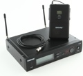 Shure SLX14/93 Lavalier Wireless System (G5 Band, 494 - 518 MHz)