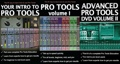 Secrets of the Pros Pro Tools Bundle (Intro through Advanced Bundle)
