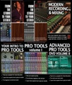 Secrets of the Pros Recording, Mixing, & Pro Tools Bundle