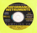 Sweetwater Sampling CD