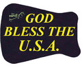 Scratch Pad Guitar Finish Protector (God Bless The USA)
