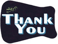 Scratch Pad Guitar Finish Protector - Thank You