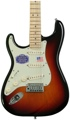 Fender American Deluxe Strat (3-Color Sunburst, Left Hand)