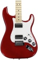 Fender Blacktop Stratocaster (Candy Apple Red)