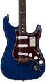 Fender Deluxe Player's Strat (Sapphire Blue Transparent)