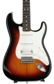 Fender Standard Strat HSS (Brown Sunburst)