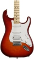 Fender Standard Stratocaster HSS Plus Top (Aged Cherry Burst)