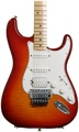 Fender Standard Stratocaster HSS Plus Top with Locking Tremolo (Aged Cherry Burst )