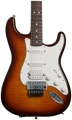 Fender Standard Stratocaster HSS Plus Top with Locking Tremolo (Tobacco Sunburst)