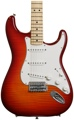 Fender Standard Stratocaster Plus Top (Maple, Aged Cherry Burst)