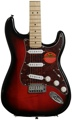 Squier Standard Stratocaster - Antique Burst with Maple Fingerboard