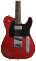 Fender Custom Shop Sweetwater Mod Squad '62 Telecaster Custom (Red Sparkle, Hvy Relic, Tele)