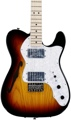 Fender '72 Telecaster Thinline (3-Color Sunburst)