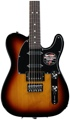 Fender Blacktop Tele Baritone (3 color Sunburst)