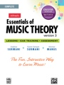 Alfred Essentials of Music Theory 1-3 Educator Version