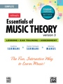 Alfred Essential of Music Theory 3 Student Edition
