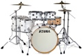 Tama Silverstar Hyper-Drive Limited Edition Shell Pack (Piano White with SLP Snare)
