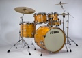 Tama VT52KS Silverstar Shell Kit LTD (Matte Tan Tamo Ash)