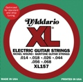 D'Addario XL157 Nickel Wound Electric Strings (.014-.068 Medium - Baritone)