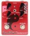 Budda Zen Man Overdrive with Boost Pedal