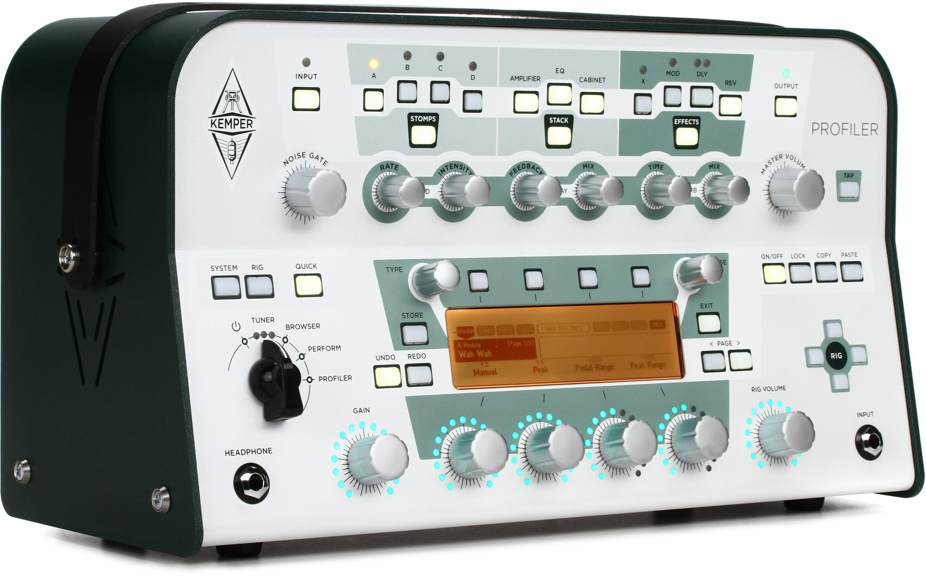 kemper profiling amp an update some are favoring over the axefx harmony central. Black Bedroom Furniture Sets. Home Design Ideas