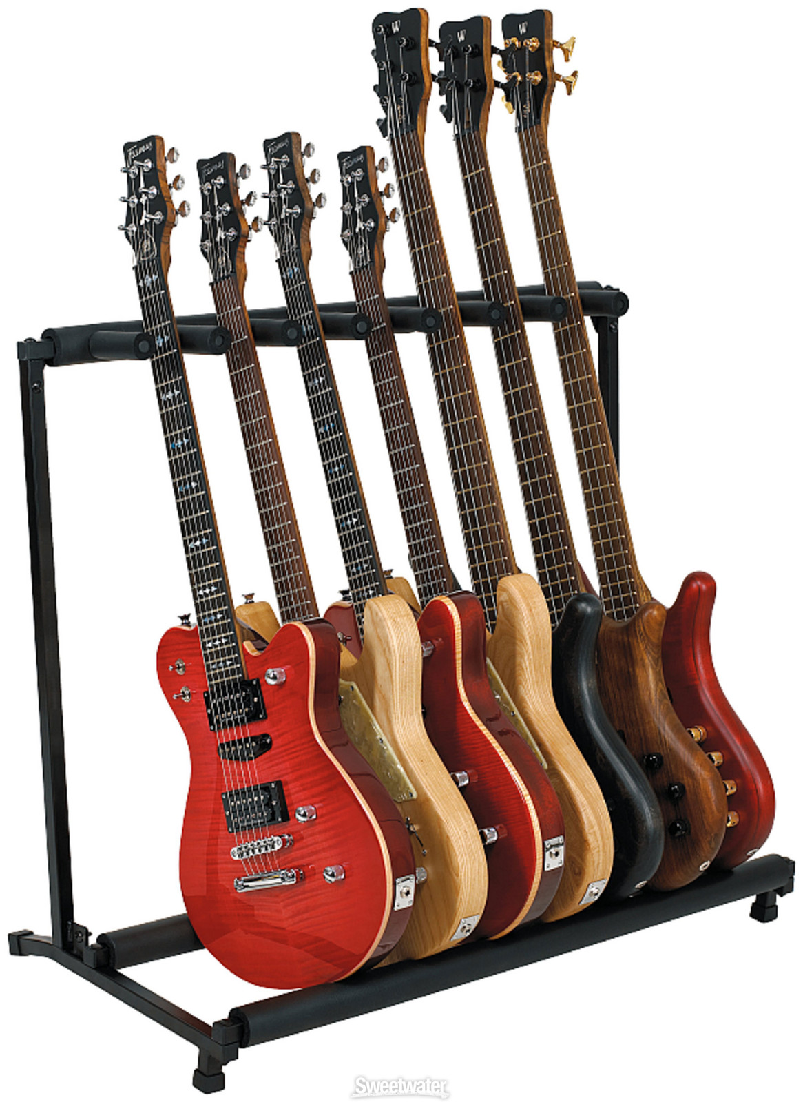 does exist an horizontal stand alone guitar stand the gear page. Black Bedroom Furniture Sets. Home Design Ideas