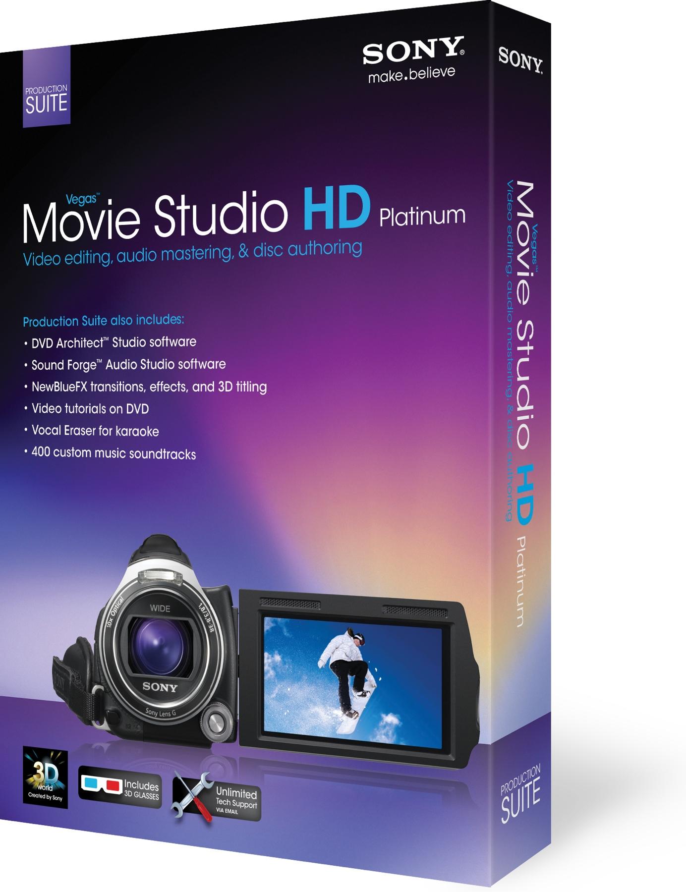 magix vegas movie studio this application will restart