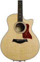 Taylor 416ce Grand Sympony (Cutaway, Electronics, Natural)