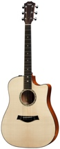 Taylor 510ce Dreadnought (Cutaway, Electronics, Natural)