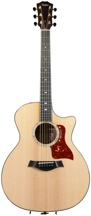 Taylor 514ce Grand Auditorium (Cutaway, Electronics, Natural)