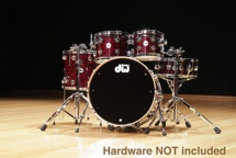 DW Collector's Series (5-piece, Red Velvet)