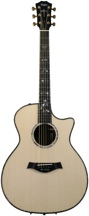 Taylor 914ce Grand Auditorium (Cutaway, Electronics, Natural)