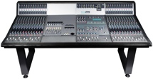 Audient ASP8024 with Dual Layer Control Module (24-channel)